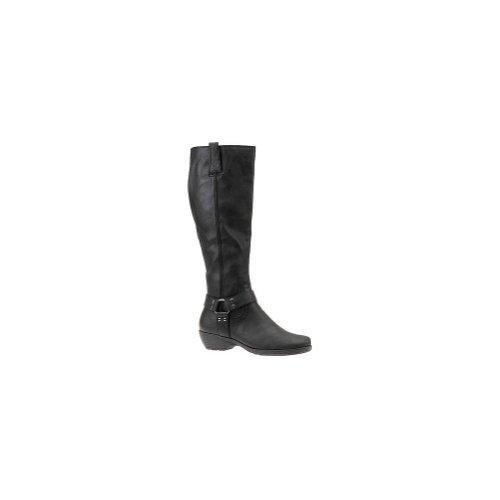 Aerosoles Women's Mezzotini Knee-High Boot,Black,7.5 M Us