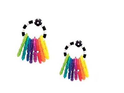 Sassy 2 Pack Ring O Links Rattle Developmental Toy from Sassy