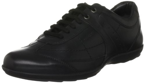 Geox Men's U Icona L Black Fashion Trainer U2210L43C9999 6.5 UK, 40 EU
