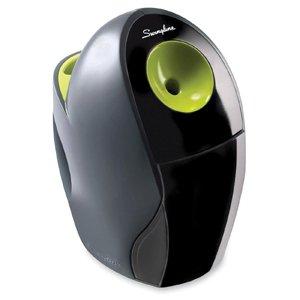 New-Swingline 29966 - Electric Desktop Sharpener, Gray/Green - Swi29966