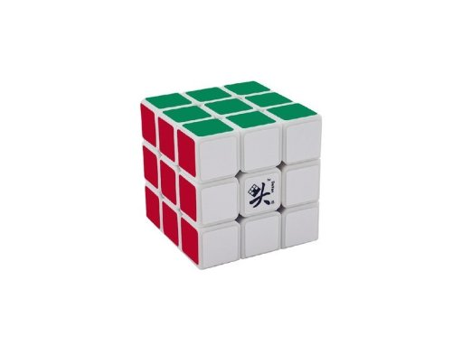 DaYan GuHong 3x3x3 Speed White Cube - 1