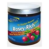 North American Herb and Spice Mineral Supplement Tea, Rosey Rich, 3.2 Ounce