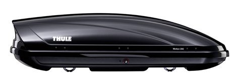 Thule 620201 Motion 200 Dachbox schwarz glnzend