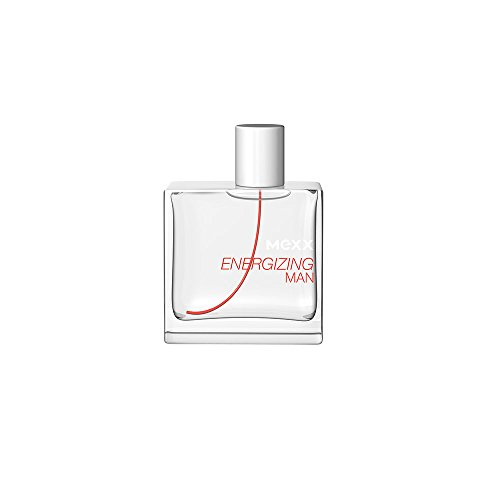Mexx Energizing Man Eau de Toilette, Uomo, 75 ml