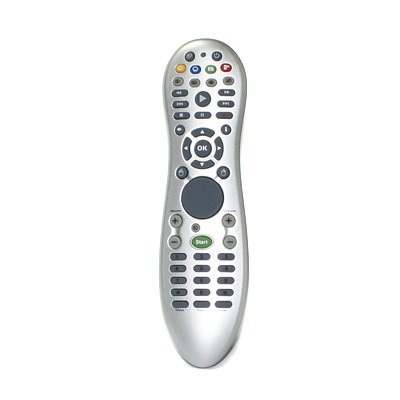 Windows 7 Vista XP Media Center MCE PC Remote Control and Infrared Receiver for Home, Premium and Ultimate Edition