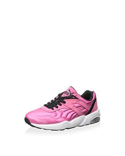 PUMA Women's R698 Matt & Shine Lace Up Sneaker