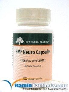 Seroyal Usa - Hmf Neuro Capsules 60C(F)