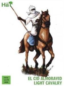 HAT28020 Hat Figures 28mm - Almoravid Light Cavalry