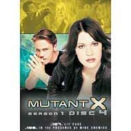 Mutant X - Season 1 Disc 4 [Import USA Zone 1]