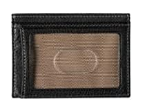 Johnston & Murphy Weekender Case Wallet,Black,one size