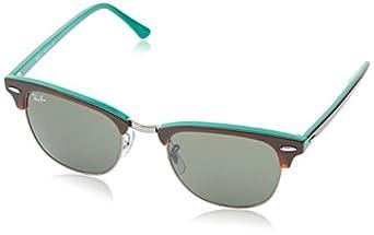 Ray-Ban 3016 901/58 Black 3016 Clubmaster Wayfarer Sunglasses Polarised Size Small 49mm