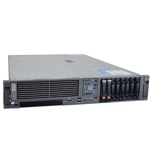 HP Proliant DL380 Gen 5 Server  2x2.66GHz Quad