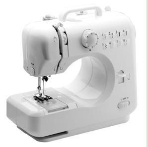 New Michley Electronics Desktop Sewing Machine Double Thread 8 Built-In Stitch Patterns