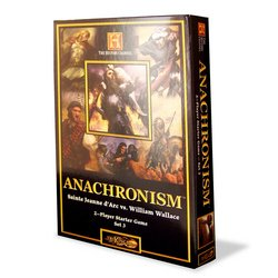 Anachronism St. Joan Vs. Wallace Starter Deck - 1