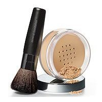 Mary Kay Mineral Powder Foundation + Brush ~