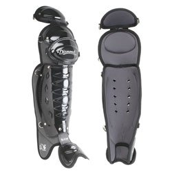 DLG-iX3 18.5 Umpire Leg Guards (EA) by Diamond