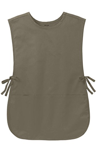 Joe's USA(tm) Easy Care Cobbler Aprons with Stain Release L/XL Khaki (Food Service Clothing compare prices)