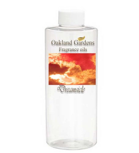 Dreamsicle Fragrance Oil - Vibrant Orange Citrus And Heartwarming Vanilla In A Sweet Scented Dream - By Oakland Gardens