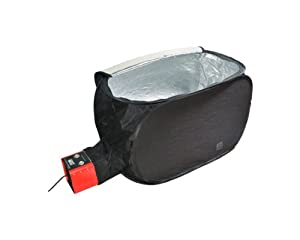 The ZappBug Heater - Kills 100% of Bed Bugs with Heat by ZappBug