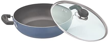 Vinod-ZKDL-22-Cookware-Kadai-With-Glass-Lid-(2-L)