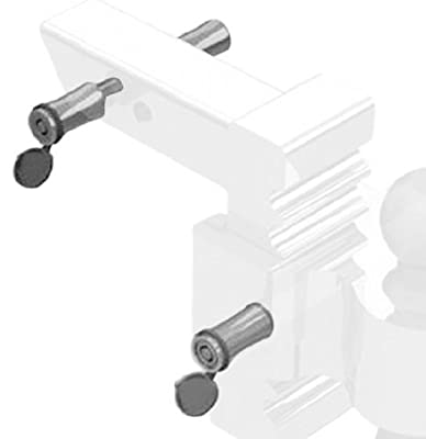Andersen Manufacturing 3492 Two Piece Locking Pin for Rapid Hitch