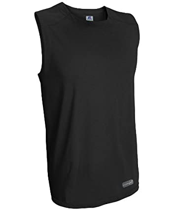 Russell Athletic Men's Dri-Power 360 Performance Sleeveless Tee