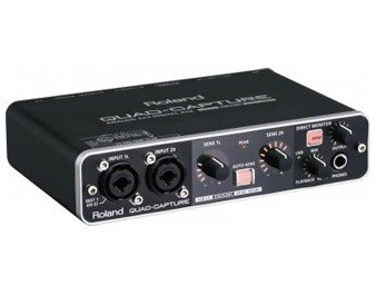 ローランド USB AUDIO Interface UA-55