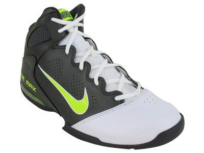 Nike Men's NIKE AIR MAX FULL COURT 2 BASKETBALL SHOES 11.5 (MIDNIGHT  FOG/VOLT/WHITE)