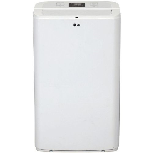 LG Electronics LP1111WXR 11,000 BTU Portable Air Conditioner with Remote Control – White