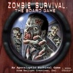 Zombie Survival The Board Game from Twilight Creations