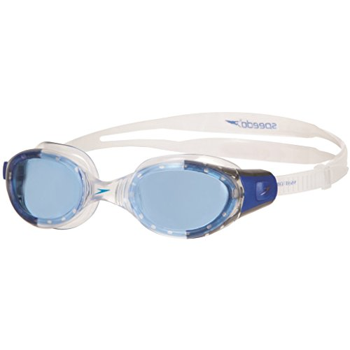 speedo-futura-biofuse-gafas-de-natacion-unisex-color-transparente-azul-talla-unica
