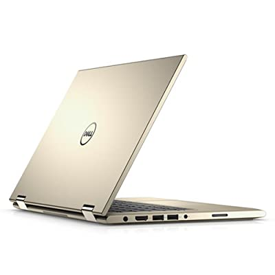 Refurbished Dell Vostro 14 5459 14-inch Laptop (Core i5-6200U/4GB/1TB/Windows 10 Home/2GB Graphics), Gold