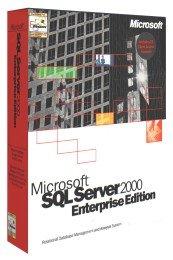 Microsoft SQL Server 2000 Enterprise Edition (25-CLIENT)