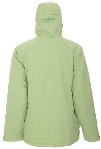Burton GMP ECO Strapped Snowboard Jacket Gator Green Mens