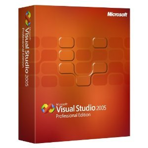 Microsoft Visual Studio Professional 2005 (OLD VERSION)