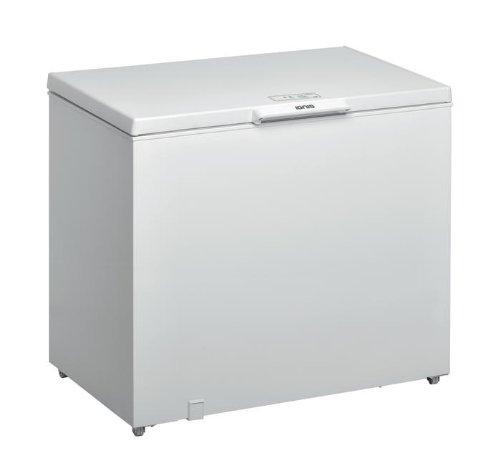 Ignis CEI250 Libera installazione Orizzontale 251L A+ Bianco congelatore