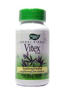 Vitex 400 mg 100 Capsules by Nature's Way
