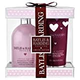 Baylis & Harding Limited Edition Strawberries and Cream Gift Set