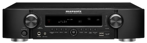 Marantz NR1602 7.1-Channel 3D Ready AV Receiver