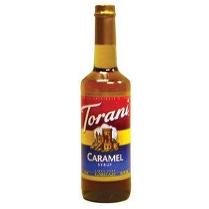 Torani Caramel Syrup, 750 ml