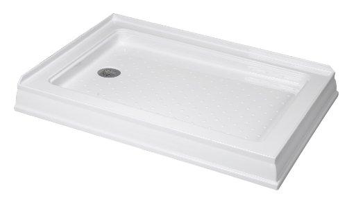 Cheap Fiberglass Shower Pan Quad Square Shower Base