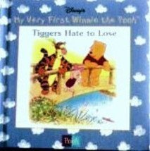 Disney's My Very First Winnie the Pooh: Tiggers Hate to Lose