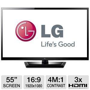 31cLe27ug1L. SL500  LG 55LM4600 55 Class 1080p 120Hz LED 3D HDTV