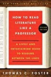 How to Read Literature Like a Professor_FOSTER