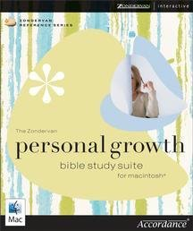 Personal Growth Bible Study Suite (Mac)