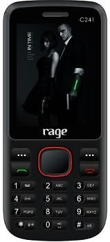 Rage Mobiles Rage C241 Black+Red