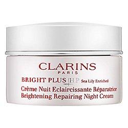 Clarins Bright Plus HP Repairing Brightening Night Cream (Quantity of 1)