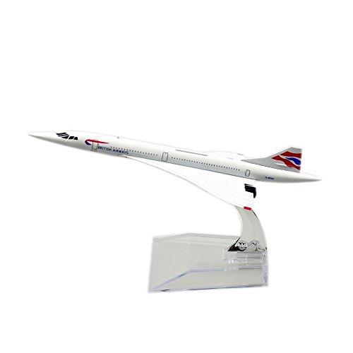 British Airways G-BOAC Alloy Metal Souvenir Model Airplane (British Airways Model compare prices)