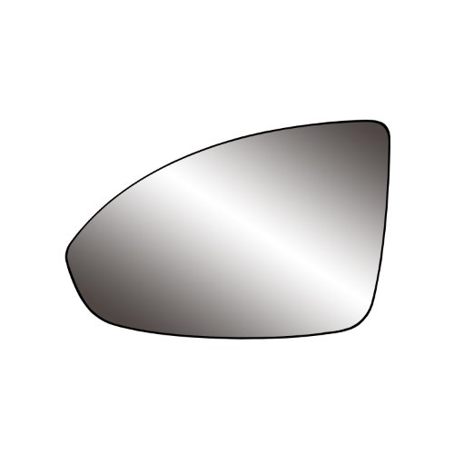 Fit System 88248 Chevrolet Cruze Left Side Manual/Power Replacement Mirror Glass with Backing Plate (Chevy Cruze Power compare prices)