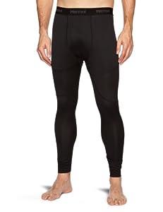 Marmot Men's Lightweight Bottom Tights, Black, Large